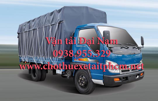 vận tải Đại Nam, van tai Dai Nam