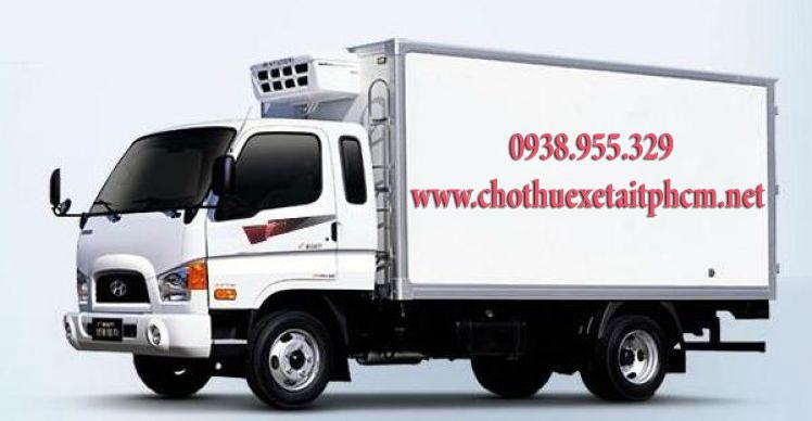 Cho thuê xe tải huyện Bình Chánh, cho thue xe tai huyen Binh Chanh