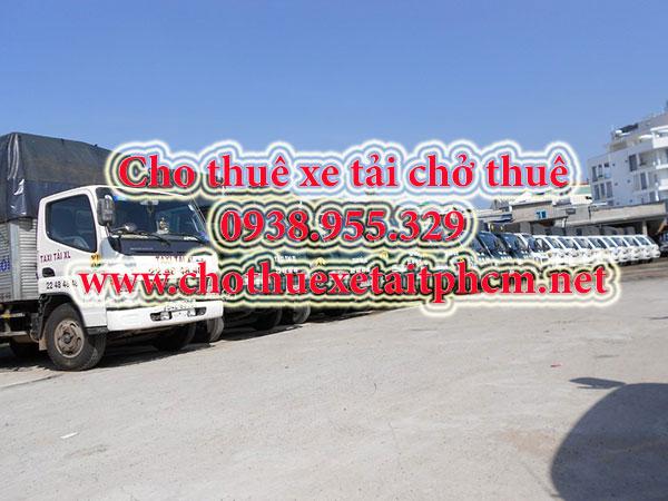 Đại Nam cho thuê xe tải nhỏ chở hàng, Dai Nam cho thue xe tai nho cho hang