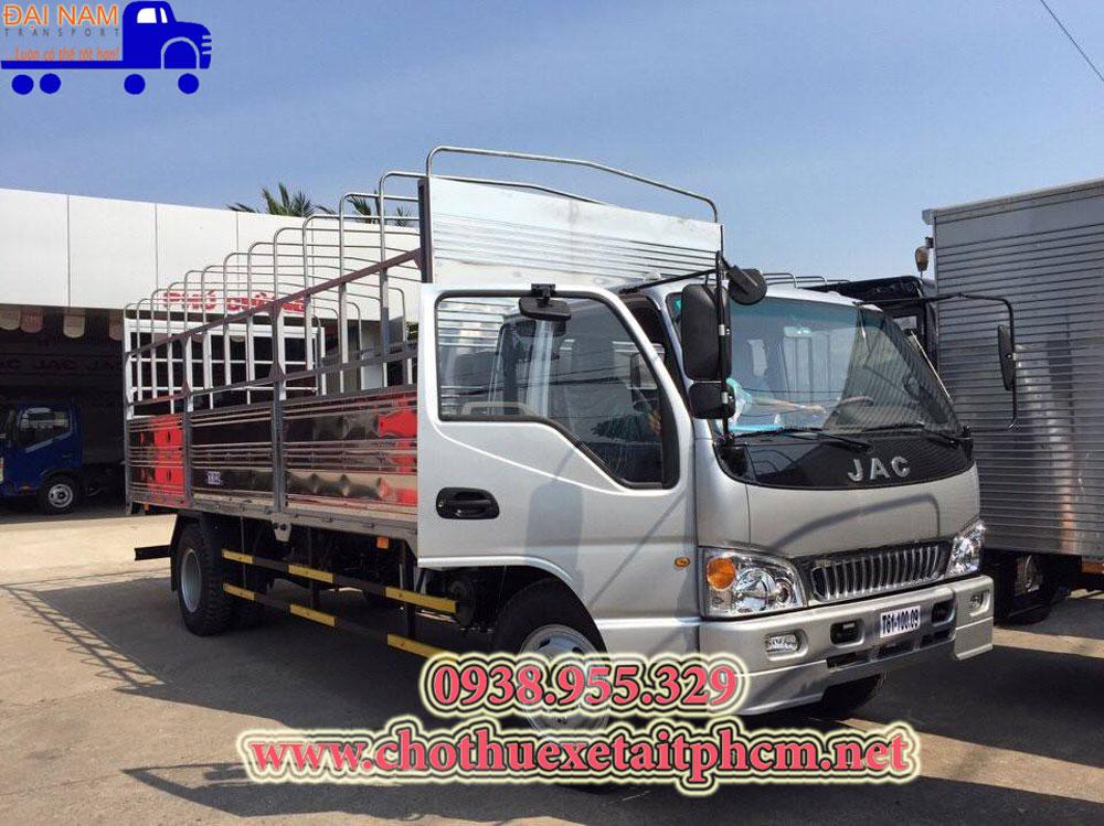 thuê xe tải chở hàng tphcm giá rẻ, thue xe tai cho hang tphcm gia re